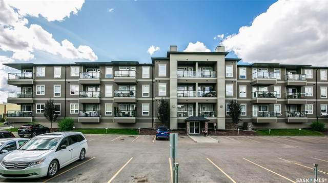 110 Willis Crescent #5309, Saskatoon, SK S7T 0N5 (MLS #SK803259) :: The A Team