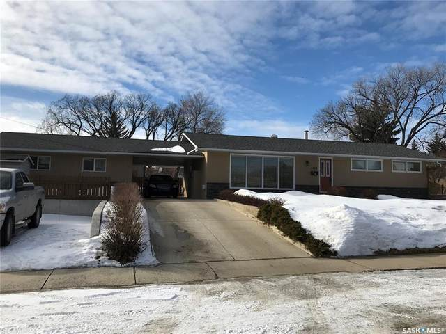 1143 Riverview Crescent, Swift Current, SK S9H 1Y8 (MLS #SK803547) :: The A Team