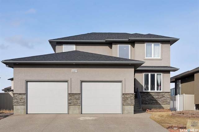 4407 Sandpiper Crescent E, Regina, SK S4V 1N3 (MLS #SK803591) :: The A Team