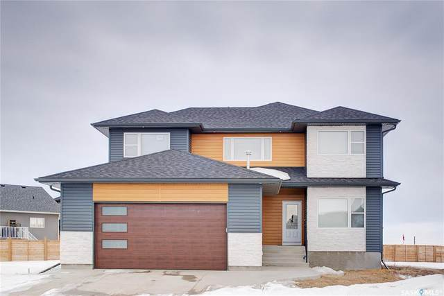 426 Baltzan Terrace, Saskatoon, SK S7W 0S1 (MLS #SK803638) :: The A Team