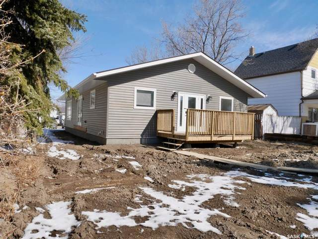 66 Iroquois Street W, Moose Jaw, SK S6H 5A5 (MLS #SK803695) :: The A Team