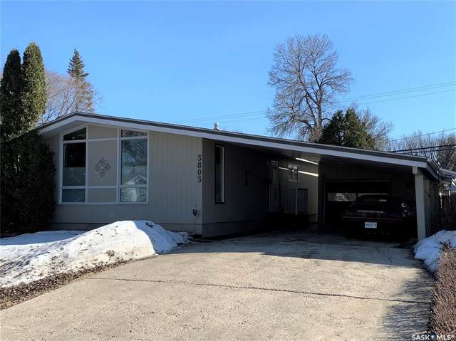 3803 Van Horne Avenue, Regina, SK S4S 1M5 (MLS #SK803784) :: The A Team