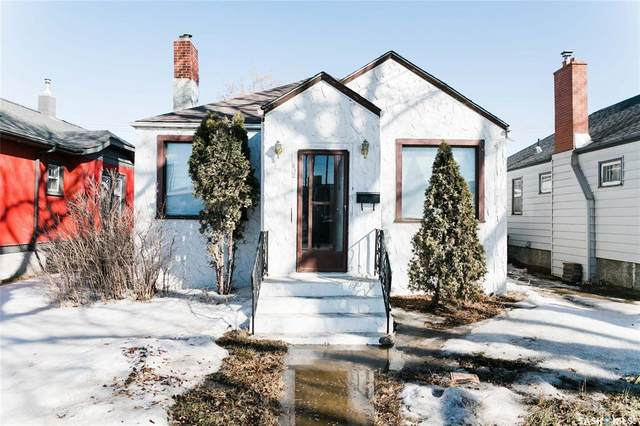 812 3rd Avenue N, Saskatoon, SK S7K 2K2 (MLS #SK803799) :: The A Team