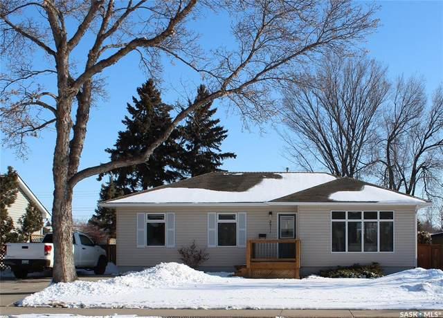 2511 Jarvis Drive, Saskatoon, SK S7J 2T8 (MLS #SK803804) :: The A Team