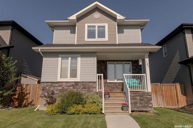 127 Langlois Way, Saskatoon, SK S7T 0N6 (MLS #SK803916) :: The A Team