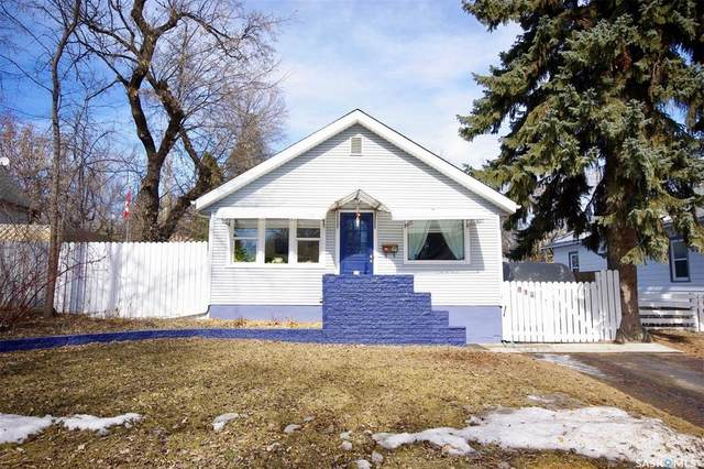 314 28th Street W, Saskatoon, SK S7L 0K5 (MLS #SK803971) :: The A Team