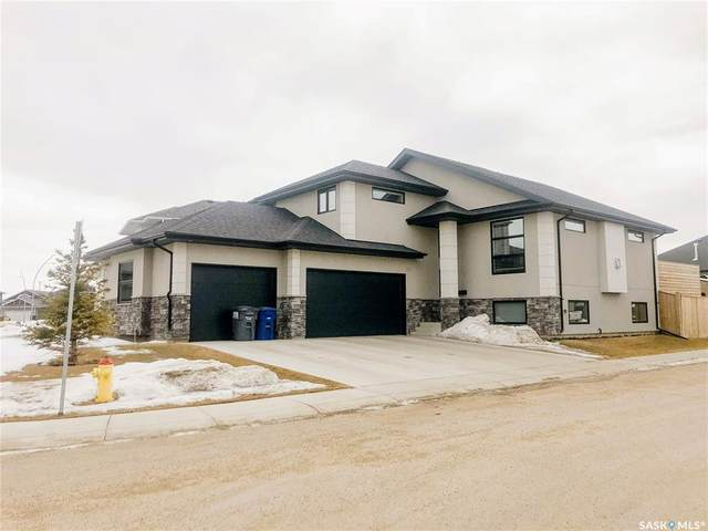 303 Glacial Shores Manor, Saskatoon, SK S7W 0R6 (MLS #SK803988) :: The A Team