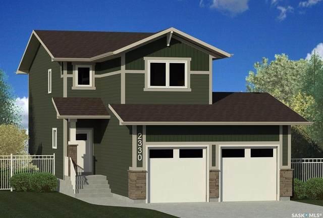 2330 Rosewood Drive, Saskatoon, SK S7V 0S2 (MLS #SK804000) :: The A Team