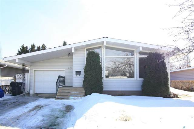 12 Dalewood Crescent, Yorkton, SK S3N 2P7 (MLS #SK804017) :: The A Team