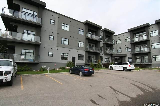 502 Perehudoff Crescent #312, Saskatoon, SK S7N 4H6 (MLS #SK804023) :: The A Team