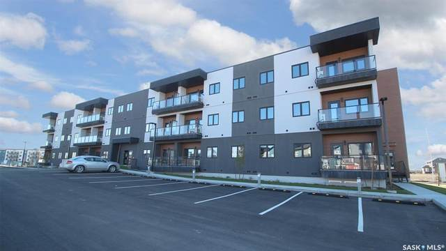 720 Baltzan Boulevard #209, Saskatoon, SK S7W 0W6 (MLS #SK804070) :: The A Team