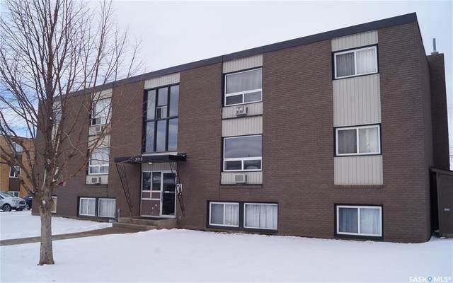 3113 7th Street E #22, Saskatoon, SK S7H 1B2 (MLS #SK804094) :: The A Team