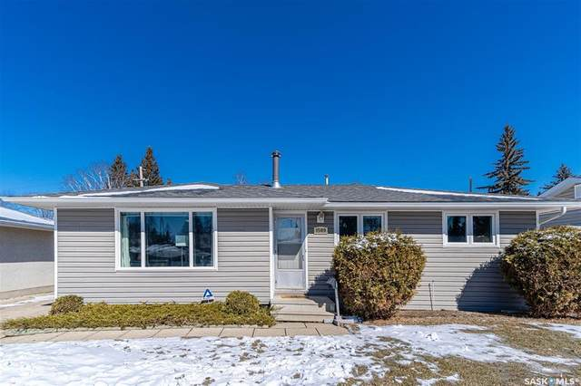 1509 Ruth Street E, Saskatoon, SK S7J 0L7 (MLS #SK804142) :: The A Team