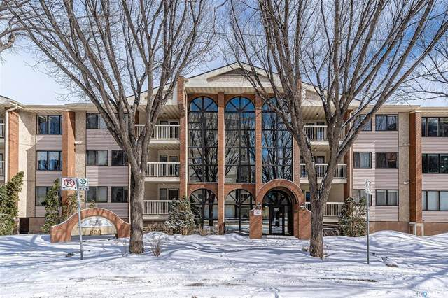 520 3rd Avenue N #203, Saskatoon, SK S7K 2J7 (MLS #SK804150) :: The A Team