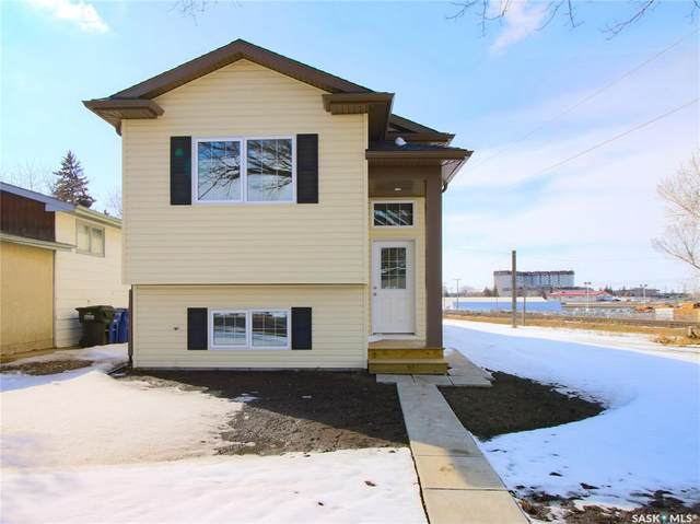 1831A D Avenue N, Saskatoon, SK S7L 1R3 (MLS #SK804167) :: The A Team