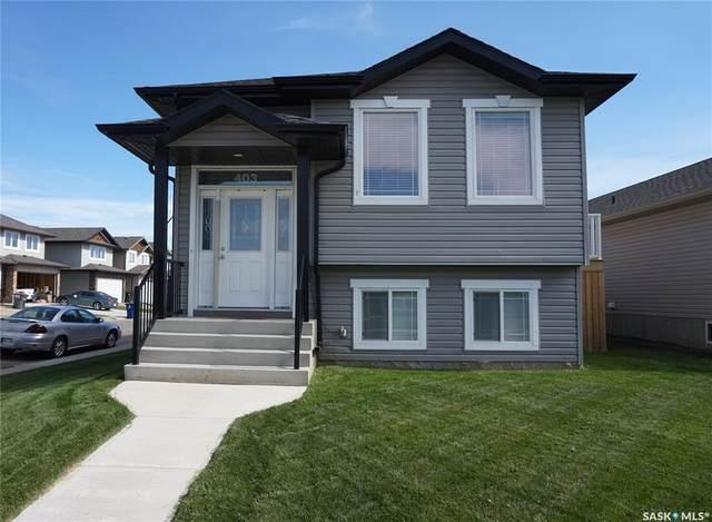 403 Coad Manor, Saskatoon, SK S7R 0C6 (MLS #SK804198) :: The A Team