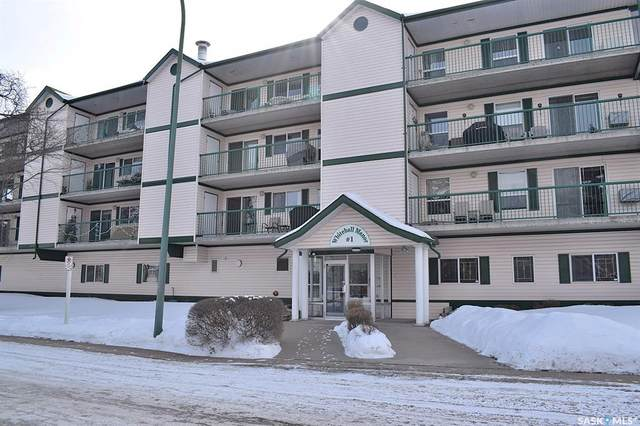 1 26th Street E #301, Prince Albert, SK S6V 1T7 (MLS #SK804205) :: The A Team
