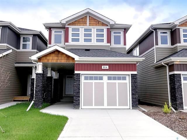 814 Kensington Boulevard, Saskatoon, SK S7L 6N5 (MLS #SK804228) :: The A Team