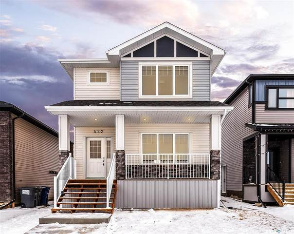 422 Bolstad Link, Saskatoon, SK S7W 0X9 (MLS #SK804240) :: The A Team