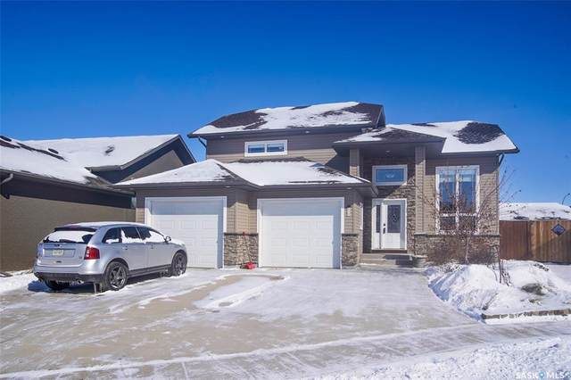 212 Mize Place, Warman, SK S0K 4S1 (MLS #SK804242) :: The A Team