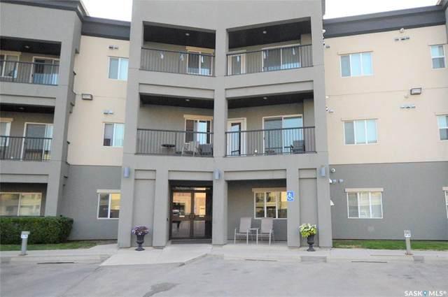 110 Hampton Circle #313, Saskatoon, SK S7R 0C5 (MLS #SK804317) :: The A Team