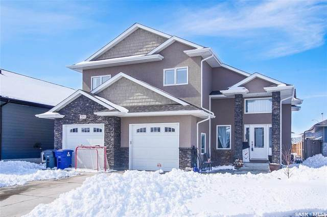 705 Maple Court, Warman, SK S0K 4S0 (MLS #SK804348) :: The A Team