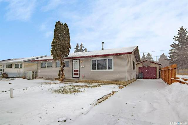 338 Vancouver Avenue N, Saskatoon, SK S7L 3P6 (MLS #SK804385) :: The A Team