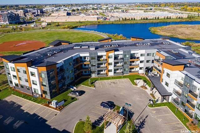 105 Willis Crescent #109, Saskatoon, SK S7T 0Z3 (MLS #SK804424) :: The A Team