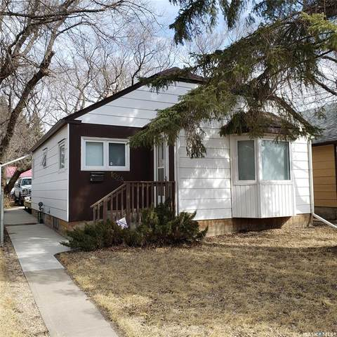1028 Coteau Street W, Moose Jaw, SK S6H 5G4 (MLS #SK804450) :: The A Team