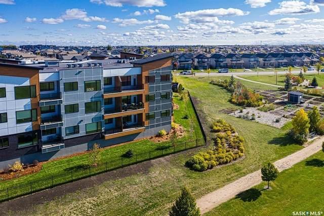 105 Willis Crescent #319, Saskatoon, SK S7T 0Z3 (MLS #SK804463) :: The A Team