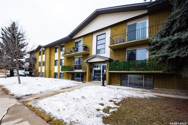 111 St Lawrence Crescent #8, Saskatoon, SK S7K 1G7 (MLS #SK804488) :: The A Team
