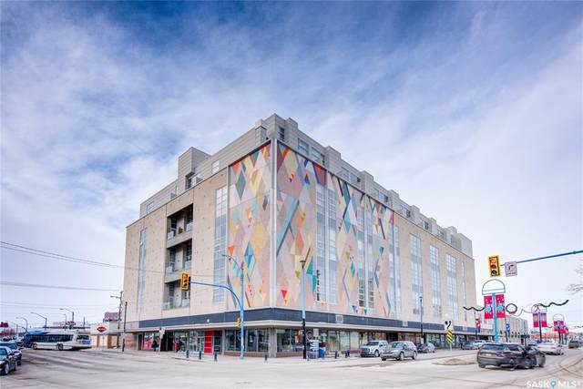 120 23rd Street E #230, Saskatoon, SK S7K 0K8 (MLS #SK804528) :: The A Team