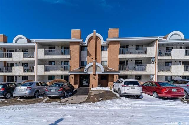 217A Cree Place #211, Saskatoon, SK S7K 7Z3 (MLS #SK804543) :: The A Team