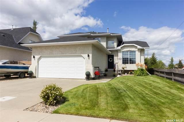 239 Brightwater Way, Saskatoon, SK S7J 5J4 (MLS #SK804558) :: The A Team