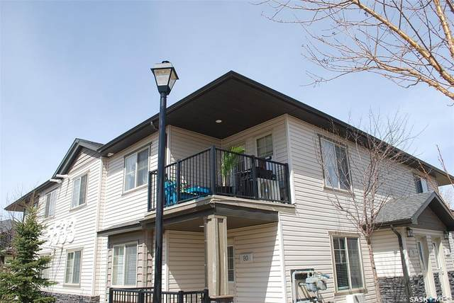 5533 Blake Crescent #79, Regina, SK S4X 0J1 (MLS #SK806098) :: The A Team