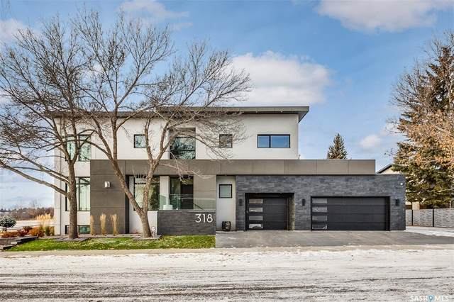 318 Sturgeon Drive, Saskatoon, SK S7K 4C4 (MLS #SK808521) :: The A Team