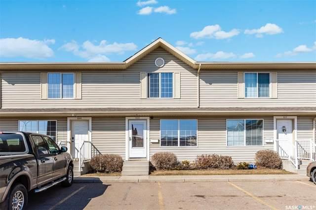 815 Kristjanson Road #213, Saskatoon, SK S7S 1M6 (MLS #SK808671) :: The A Team