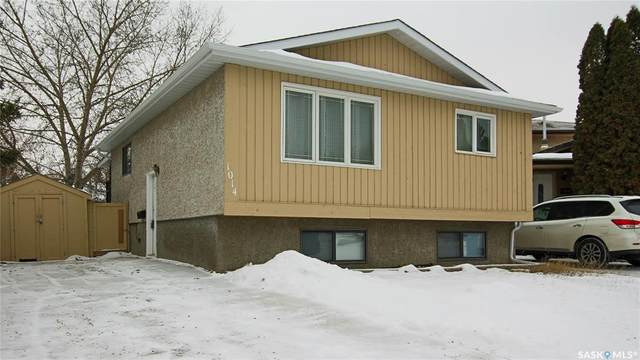 1014 Mawson Bay, Regina, SK S4X 2P6 (MLS #SK808720) :: The A Team