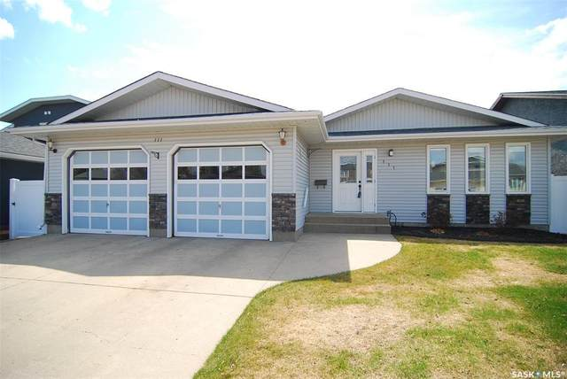 111 Staigh Crescent, Saskatoon, SK S7N 3T2 (MLS #SK808786) :: The A Team
