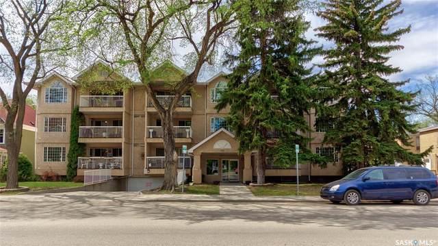 710 Eastlake Avenue #202, Saskatoon, SK S7N 1A3 (MLS #SK809224) :: The A Team
