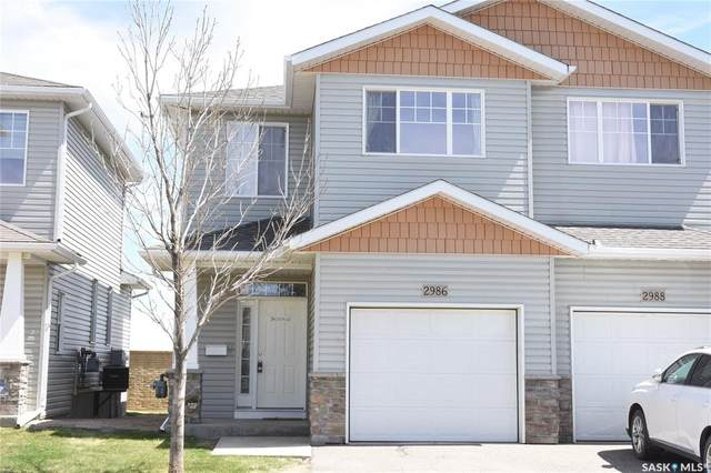2986 Cranbourn Crescent, Regina, SK S4V 3E4 (MLS #SK809406) :: The A Team