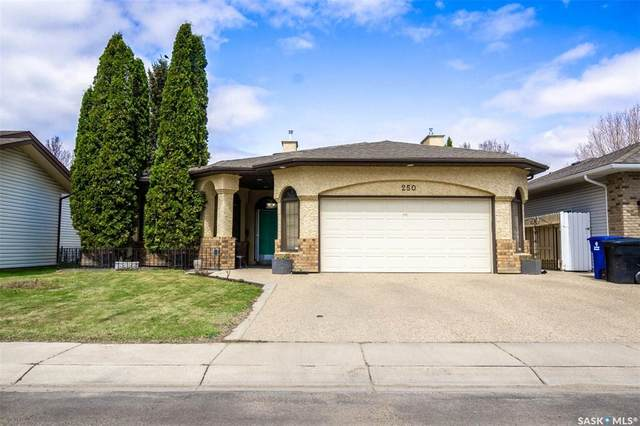 250 Perehudoff Court, Saskatoon, SK S7N 4H1 (MLS #SK809581) :: The A Team