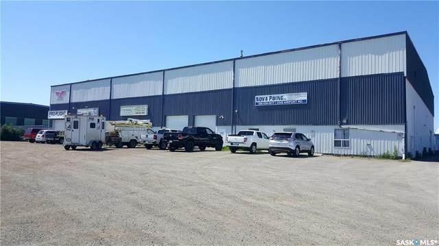 2540 Airport Road, Regina, SK S4W 1A3 (MLS #SK809640) :: The A Team