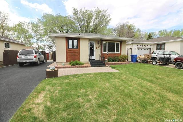 247 Church Drive, Regina, SK S4X 1R8 (MLS #SK809723) :: The A Team