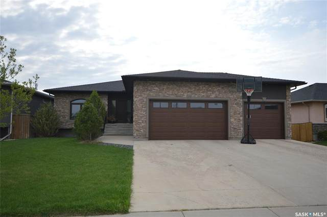 23 Holly Crescent, Moose Jaw, SK S6J 0A1 (MLS #SK809919) :: The A Team