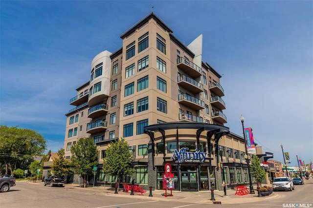 922 Broadway Avenue #303, Saskatoon, SK S7N 1B7 (MLS #SK809974) :: The A Team