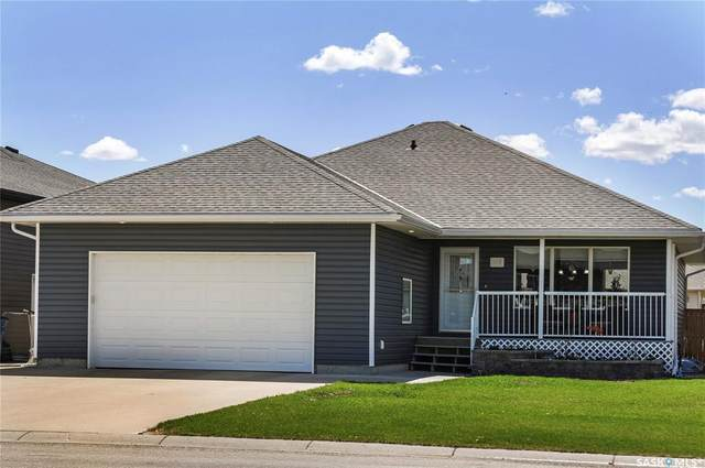 282 Wood Lily Drive, Moose Jaw, SK S6J 1N9 (MLS #SK810047) :: The A Team