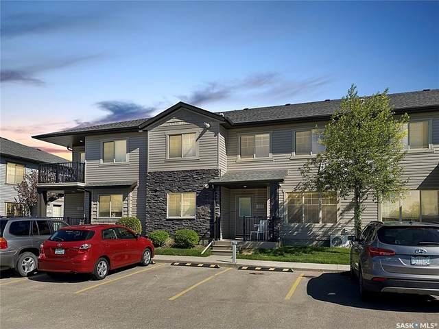 5521 Blake Crescent #110, Regina, SK S4X 0J1 (MLS #SK810054) :: The A Team