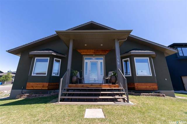 159 Centennial Drive, Grand Coulee, SK S4P 2Z2 (MLS #SK810206) :: The A Team