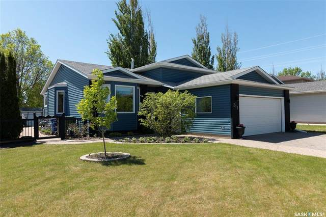 211 Rogers Road, Saskatoon, SK S7N 3X1 (MLS #SK810489) :: The A Team